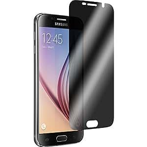 8 x Samsung Galaxy S6 Film de Protection Confidentiel PhoneNatic Protecteurs Écran