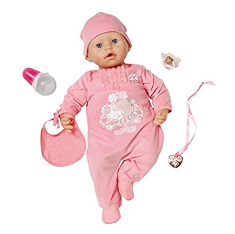 Baby Annabell – 792810 – Fille – Poupon 46 cm + Accessoires