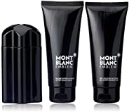 Mont Blanc Emblem for Men, 3 Pc Set