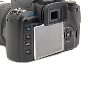 Skque® Ecran-Protecteur dur pour Olympus E520 appareil photo