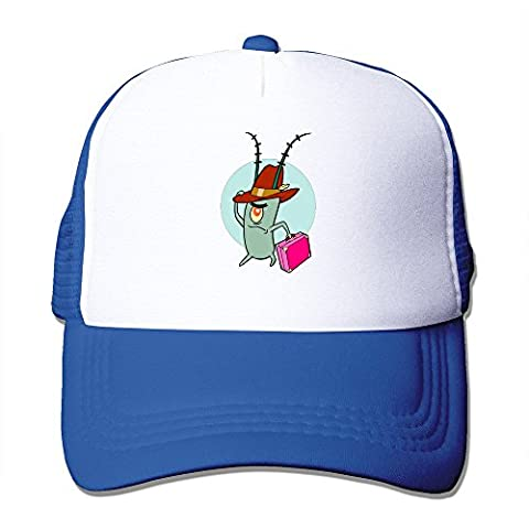Unisex Spongebob Squarepants Snail Gary Rucker Hats