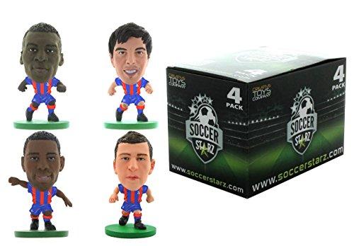 Preisvergleich Produktbild SoccerStarz ss4pcrysa Crystal Palace 4-player Pack Version eine Figur