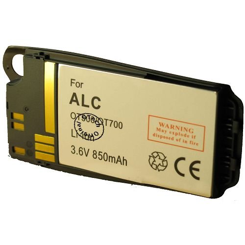 Lithium-Ionen-Akku für Alcatel/One Touch 500 / One Touch 501, 3,6 V, 800 mAh