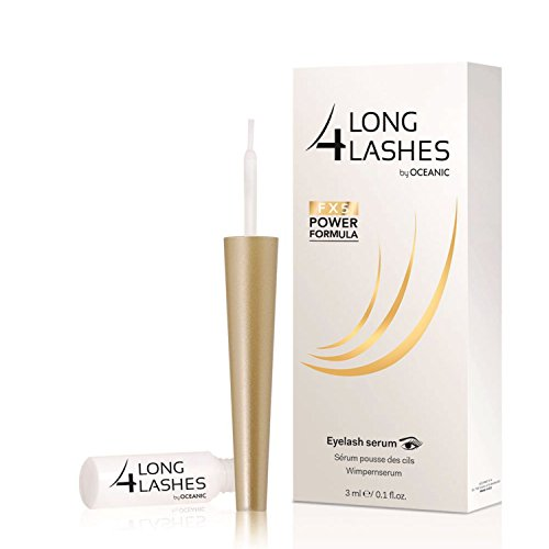 c46f097d435 Long 4 Lashes FX5 Power Formula 3 ml by Oceanic | Serum Eyelashes with New  Formula