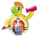TOMY Toomies Schildkröten Friseursalon - Lustiges Wasserspielzeug für Badewanne und Planschbecken...