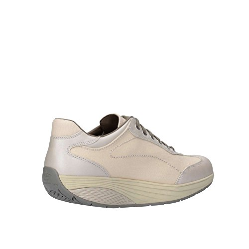 MBT - MBT PATA W NATURAL CANVAS SNEAKERS DONNA [PATNC] - PATNC - 40, BEIGE Beige