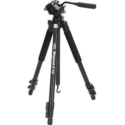 Davis & Sanford MAGNUMXG13 Stativ für DSLRs/ Videokameras 182,9cm mit FX13-Kopf -