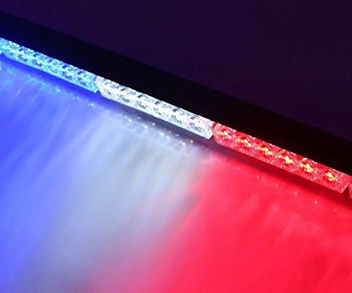 HEHEMM 18 LED Auto Auto Licht Feuerwehrmann Blinkende Polizei Notfall Warning Strobe Light