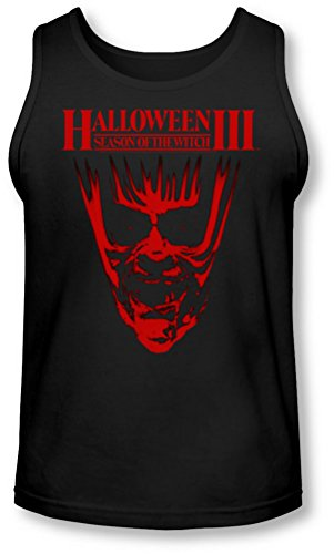 Halloween III - Halloween III - Herren Tank-Top Titel Black