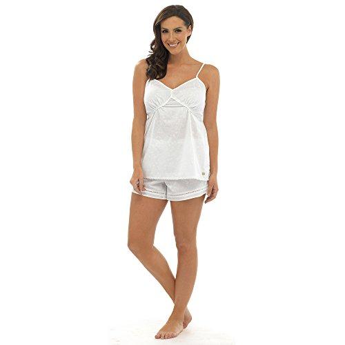 Socks Uwear Damen Nachthemd Weiß