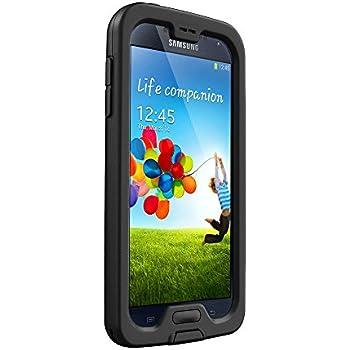 LifeProof Fre 1806-01 Coque anti-choc et waterproof (étanche) pour Samsung Galaxy S4 Noir