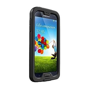LifeProof fré, wasserdichtes fre Schutzgehäuse für Samsung Galaxy S4 schwarz/schwarz