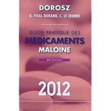 Guide pratique des médicaments 2012