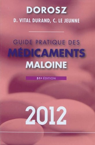 Guide pratique des mdicaments 2012