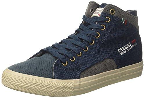 Carrera Officer Mix, Zapatillas para Hombre, Azul (BLU 52), 43 EU