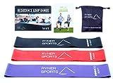 Ryher Bande Elastique Fitness Haute Resistance - Elastique de Sport Musculation pour Femme et Homme...