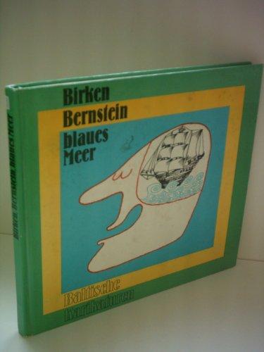 Horst Raatsch: Birken, Bernstein, blaues Meer - Eine Sammlung baltischer Karrikaturen -