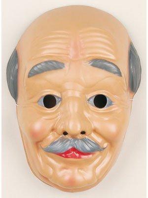 Erw.-Maske alter Mann