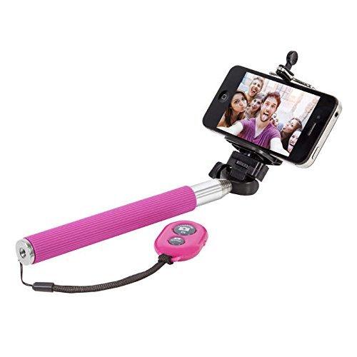 Otturatore Bluetooth, Selfie Stick, arm- telescopico fino a (Metri Stick)