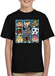 The Animal Bunch Animal Crossing Kid's T-S