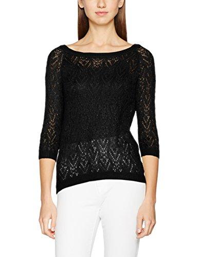 NIZZIN Francine - T-Shirt - Femme Noir (Black)