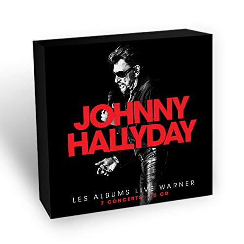 Les Albums Live Warner (Coffret 12cd)