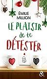 Le plaisir de te détester - Une comédie romantique idéale pour les fêtes de Noël !