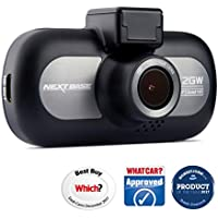 Nextbase 412GW - Full 1440p QUAD HD In-Car Dash Camera DVR - 140° Viewing Angle – WiFi and GPS - Black