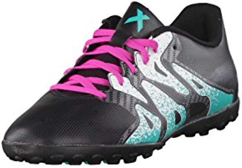 Adidas - X 154 TF - S78173 - El Color Negro - ES-Rozmiar: 46.0