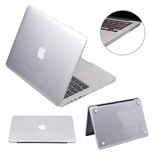 frixie (TM) Hot vendita lucido cristallo Cover Rigida per Macbook Air 11/13Pro Retina 13/15 Nuova 12 Mac Air 15inch Mac Air 11inch