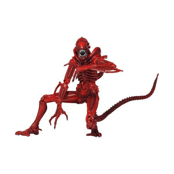 """NECA Aliens 7"""" Scale Action Figure Series 5 Genocide Alien Red Action Figure by Neca 1"""