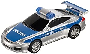 Carrera - Coche Digital 143 Porsche 997 GT3 Polizei, Escala 1:43 (20041372)