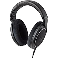 Sennheiser HD 598SR Over-Ear Headphone with Smart Remote - Black