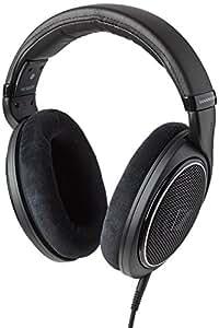 Sennheiser HD 598 SR Casque circum-auriculaire Pour Téléphones/Tablettes/Ordinateurs/Chaînes stéréo - Noir