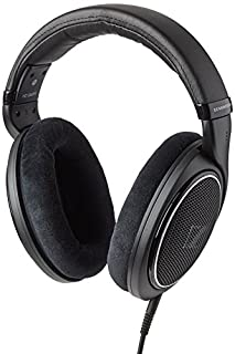 Sennheiser HD 598SR Over-Ear Headphone with Smart Remote - Black (B06WLGRYSF)   Amazon Products