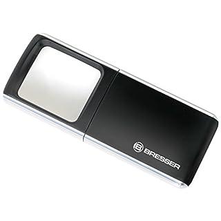 BRESSER Illuminated Magnifier (Pop-Up) 3x/35x40mm