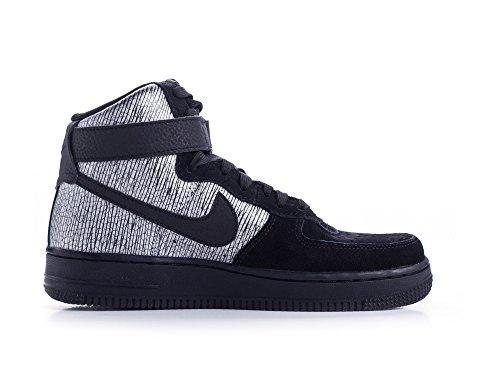 heiß Nike Air Force 1 Schwarz Braune Sohle neugierig