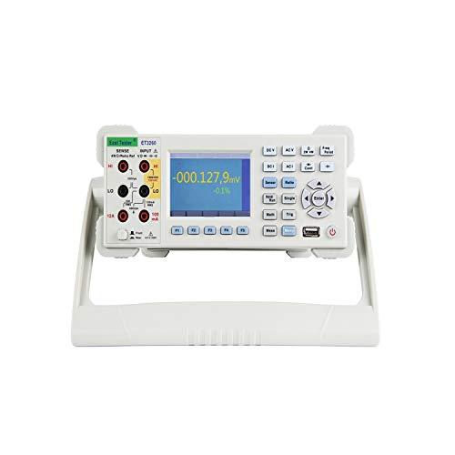 Digital multimeter Desktop-LCD-Digitalmultimeter 6 1/2 Bit Präzisions-Digitalmultimeter ET3260A mit automatischer Entfernungsmessung Agilent-digital-multimeter