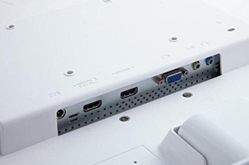 ViewSonic VX2263SMHL W 22 inch entire HD IPS Monitor 2ms 95 sRGB 1080p HDMI VGA MHL HDMI sound system White Products