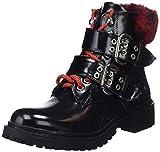 Pepe Jeans London Damen Collie WARM Stiefeletten, Schwarz (Black 999), 40 EU