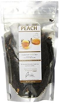 Hale Tea Black Tea, Peach, 2-Ounce