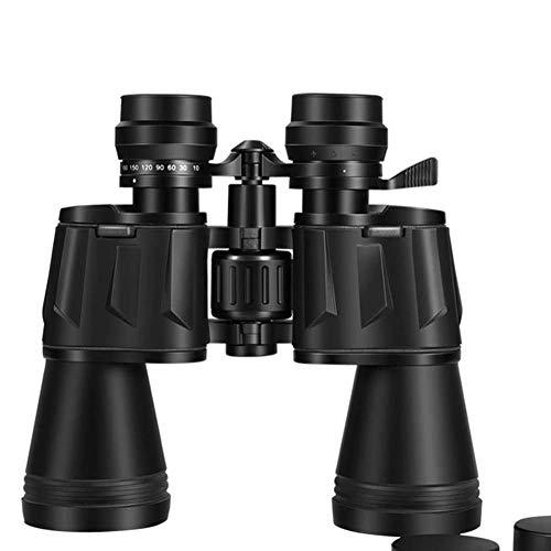 Wangyi Binoculares 10-120X80 telescopio viaje, Hd