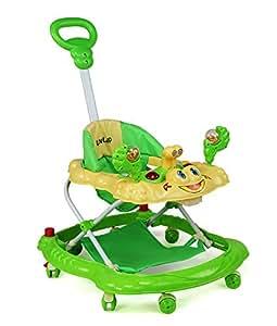 Luvlap Sunshine Baby Walker (Green)