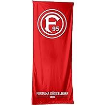 Pin Fortuna D/üsseldorf Logo Flaggenfritze/® gratis Aufkleber 1.5 x 1.5 cm