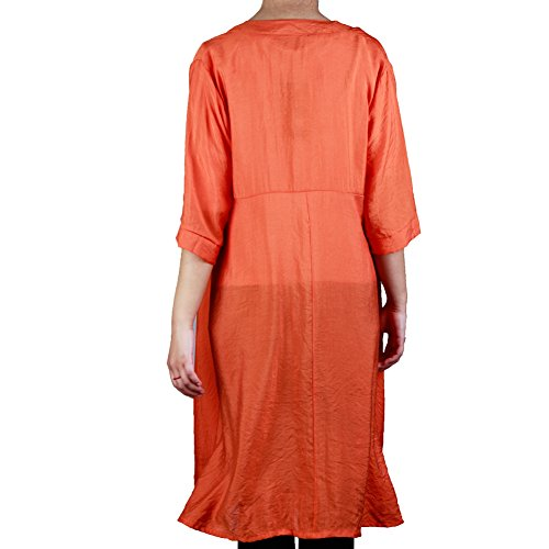 IKRR -  Maglione  - Donna Orange