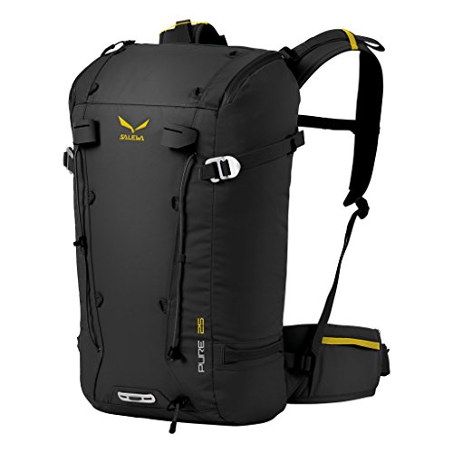 Salewa Pure 25 Bp - Mochila, color negro, talla única