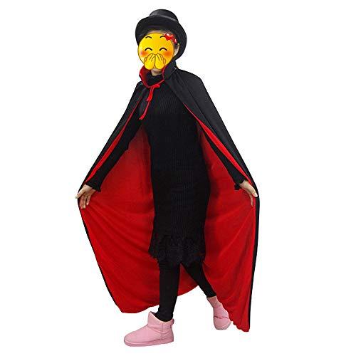 lustiges Spielzeug, ALIKEEY Halloween Kid Cape Umhang Vampir Magier Kostüm Zubehör Requisiten