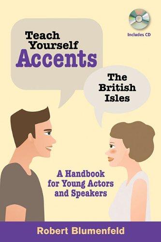 Teach yourself accents - the british isles livre sur la musique+CD