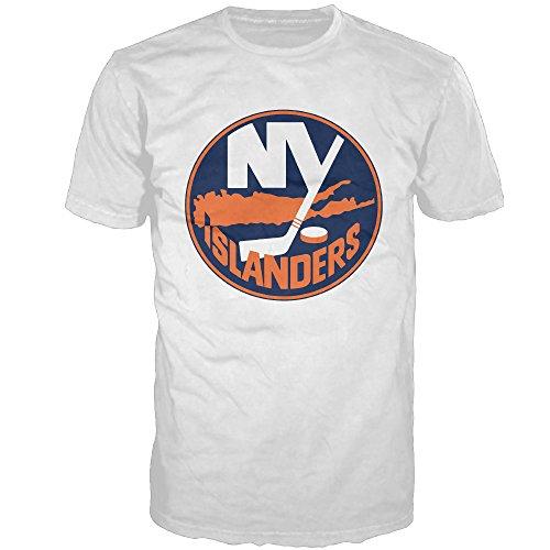 GTSTCHD Herren T-Shirt Gr. S, weiß (Tennessee-crew-t-shirt)