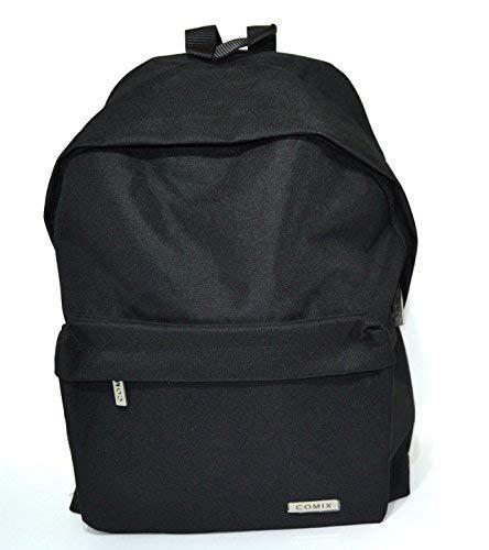 Comix- zaino amercano, colore nero, 58406
